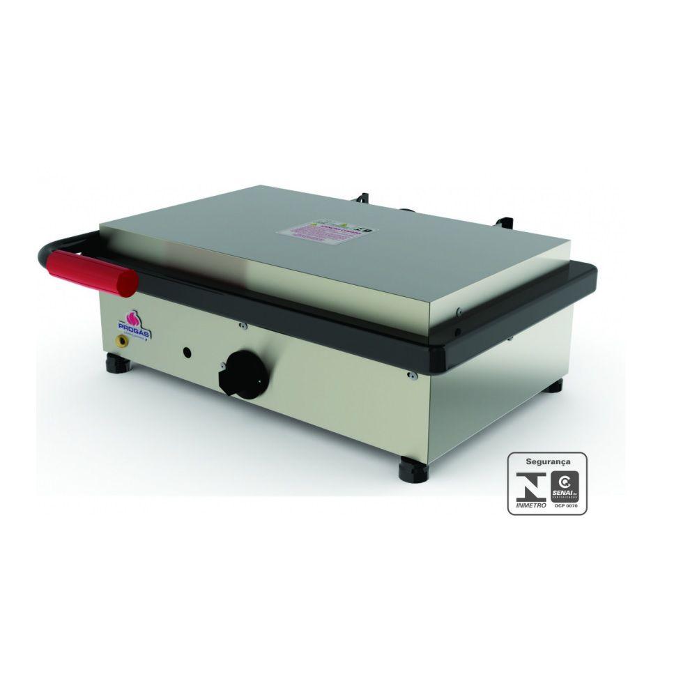 Grill Simples New Queen 1 Prensa 220v PR-500 EN Style Progás