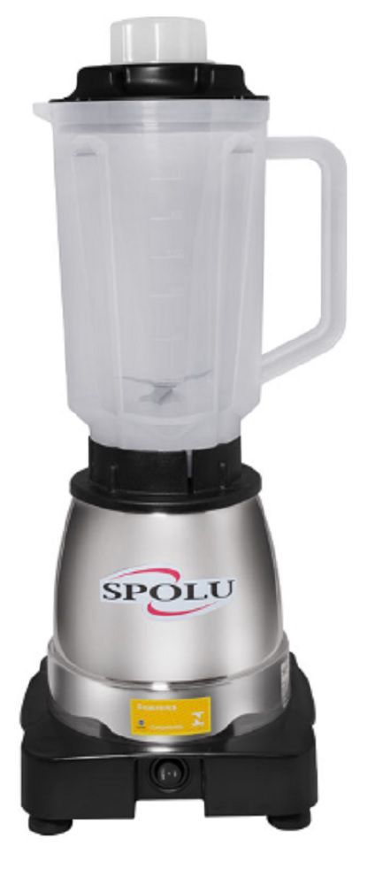 Liquidificador Gourmet Super 800W 1,5 Litros Copo Polipropileno 220v SPL-056 Spolu