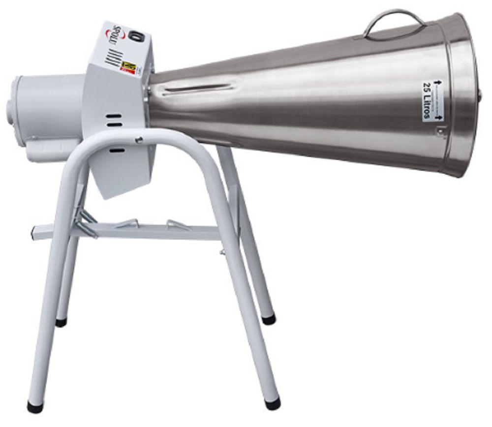 Liquidificador Industrial Baixa Rotação Basculante 127v 1500W- SPL-065CT - Spolu