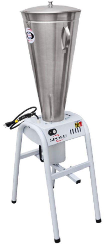 Liquidificador Industrial Baixa Rotação Basculante  25L -127v 1900W - SPL-067CT - Spolu