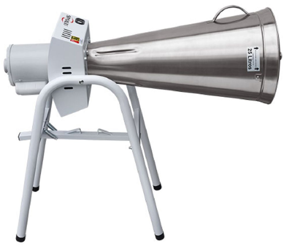 Liquidificador Industrial Baixa Rotação Basculante  25L - 220v 1900W - SPL-068CT - Spolu