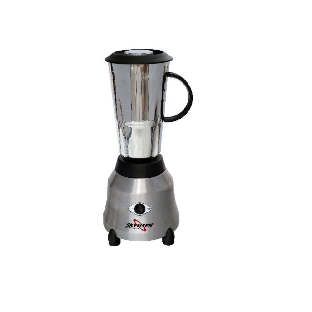 Liquidificador Inox Copo Inox Alta Rotação 2,0 Litros 127v Li-2,0-N Skymsen