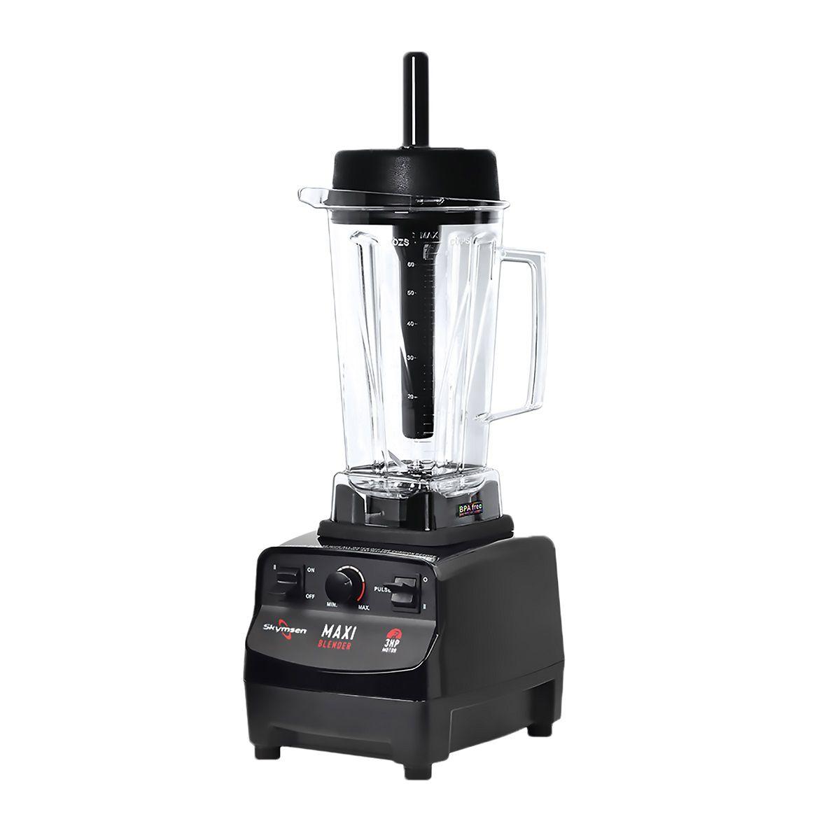 Liquidificador Maxi Blender Copo Tritan Alta Rotação c/ Variador De Velocidade 2 Litros BM2  SKYMSEN