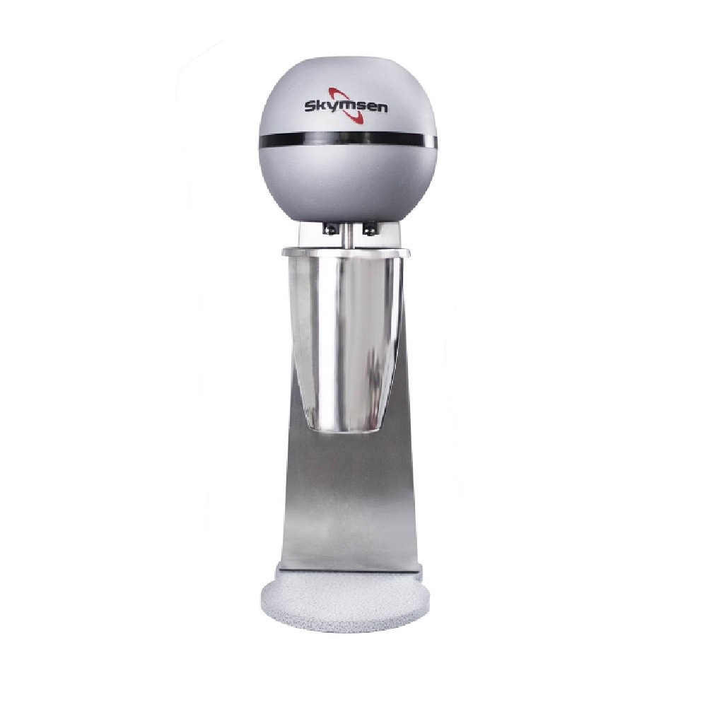 Mixer Batedor De Milk Shake Mixer - Copo Inox - 1 Haste 500W 127V Bms-N