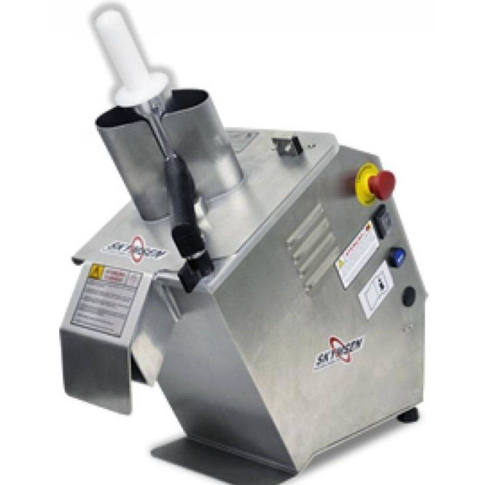 Processador De Alimentos Inox Para Discos Diâmetro 203Mm Paie-S-N 127V Skymsen