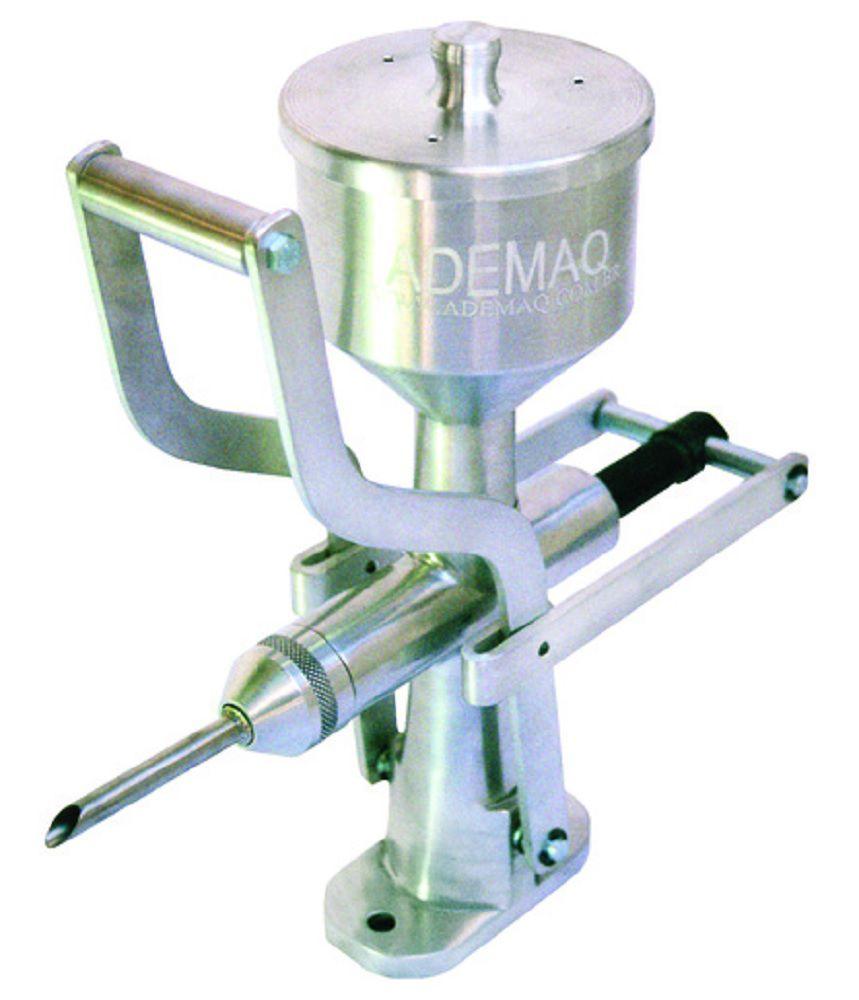 Recheador Pão de Queijo Copo de Alumínio Ademaq