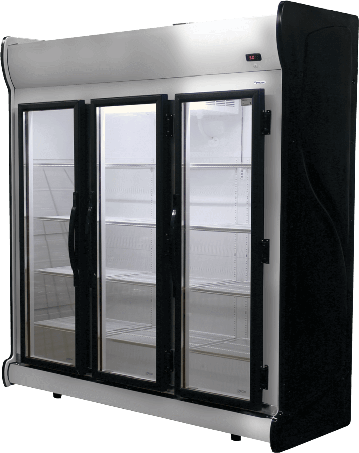 Refrigerador Expositor Vertical 1450 litros 3 Portas - ACFM 1450