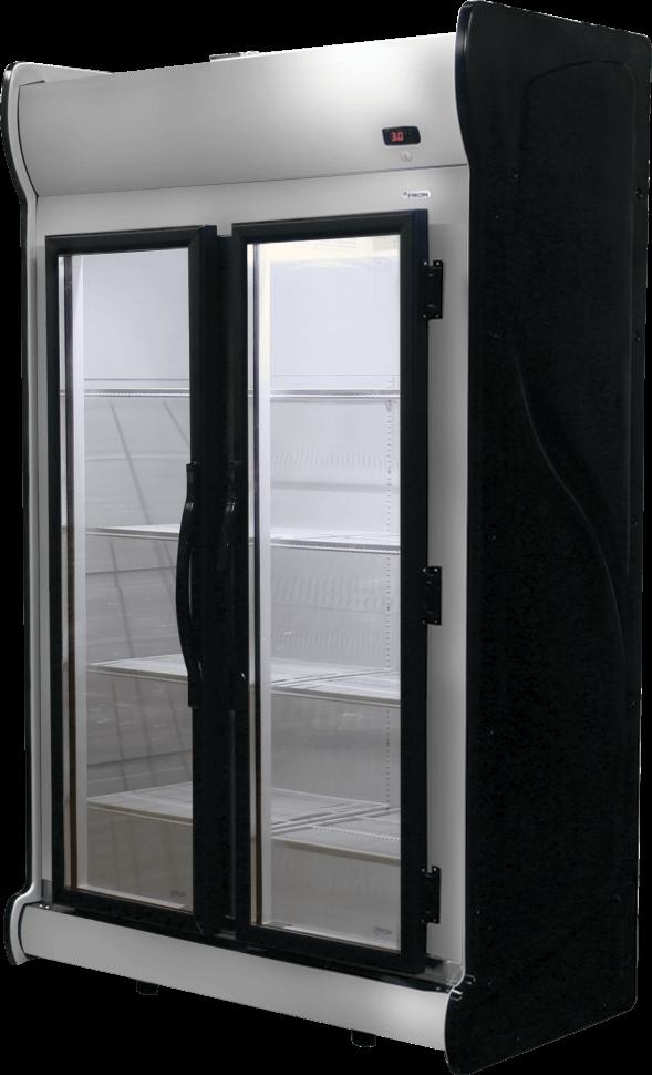 Refrigerador Expositor Vertical 1000 litros 2 Portas - ACFM 1000