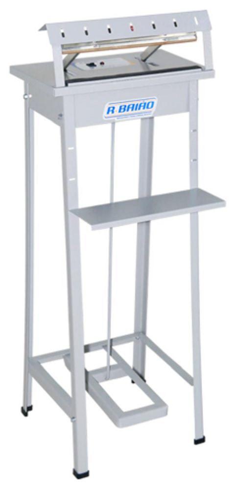 Seladora Multiuso SELAMULT Barra Quente Standard a pedal R.Baião