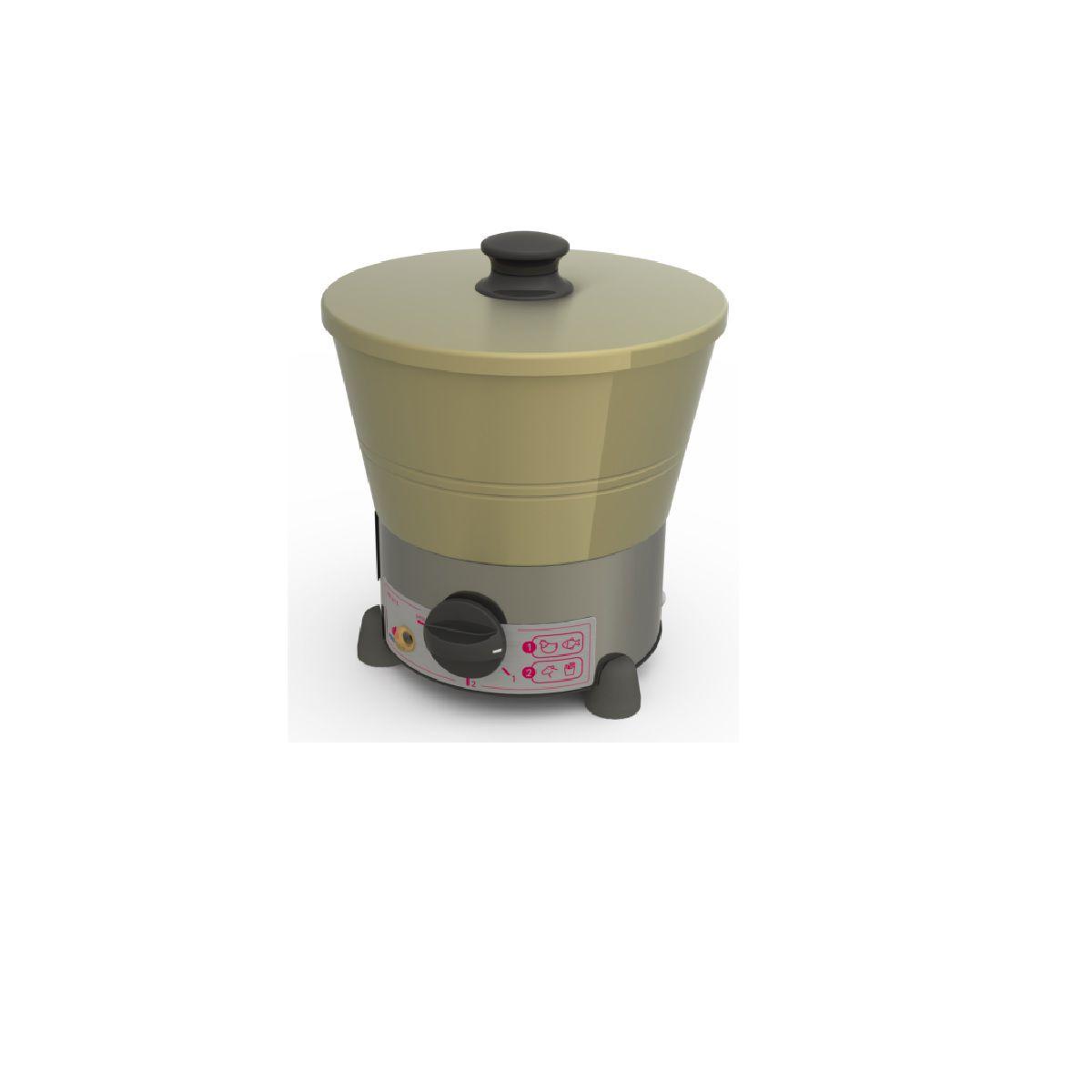 Tacho Fritador 1 Litro PRF-01E 127V  Progás