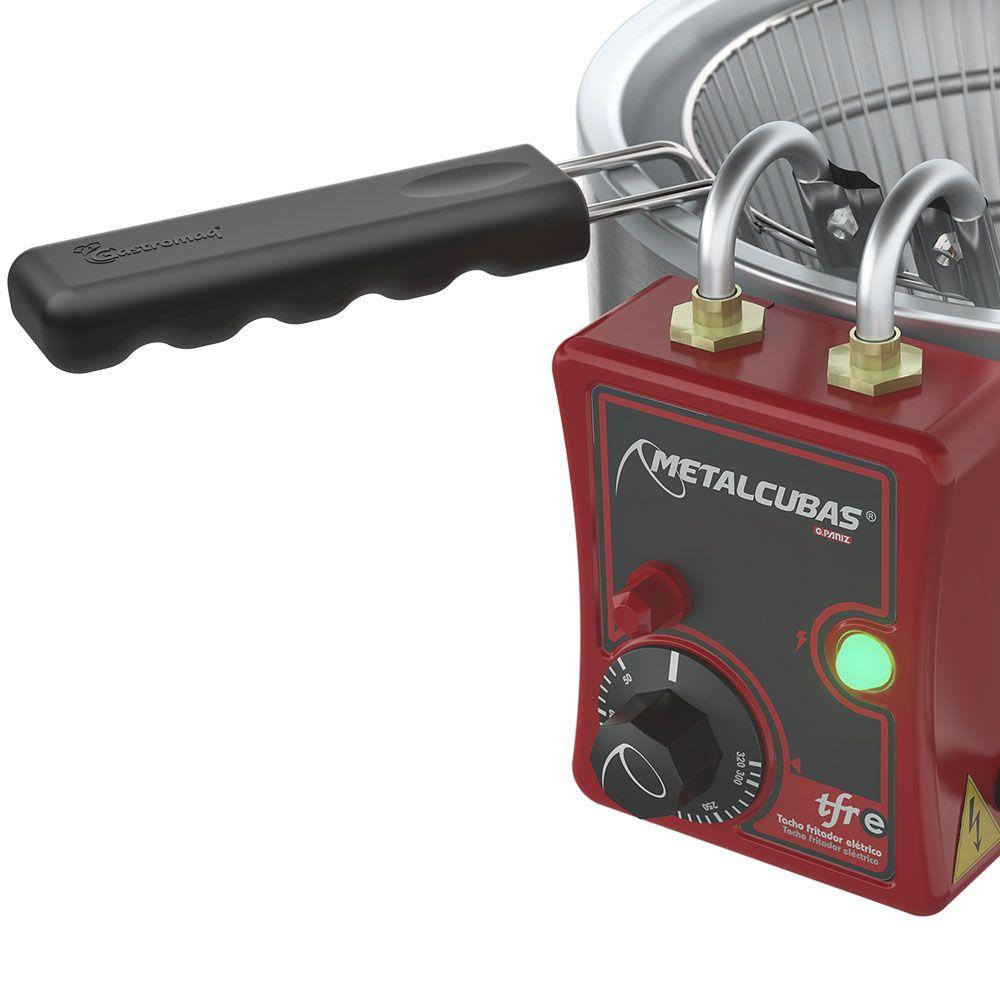 Tacho Fritador Elétrico 3 Litros TFRE 03 Metalcubas