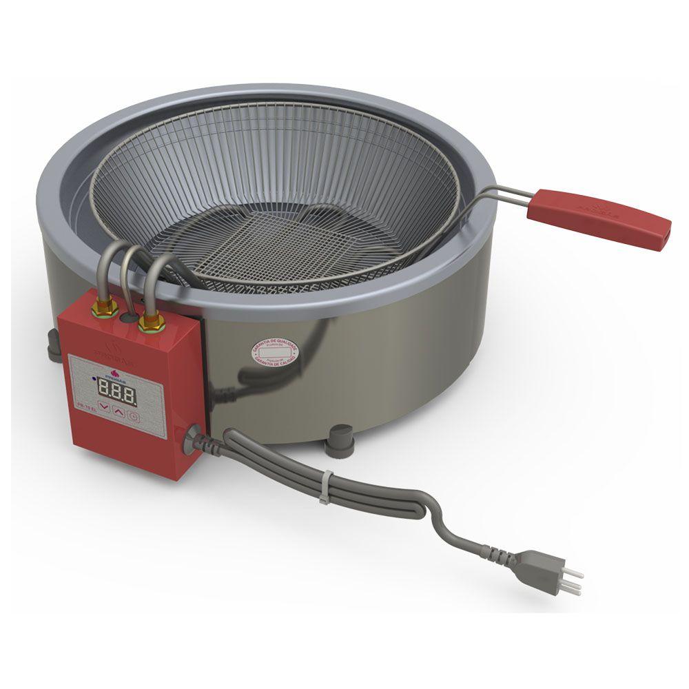 Tacho fritador Eletrônica 7 Litros PR-70EL 220V Progás