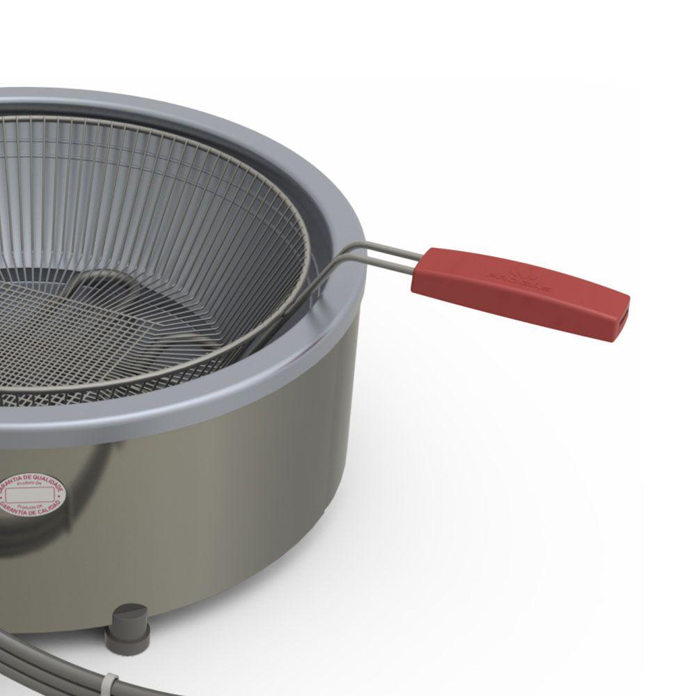 Tacho fritador Eletrônica 7L PR-70EL 127V Progás