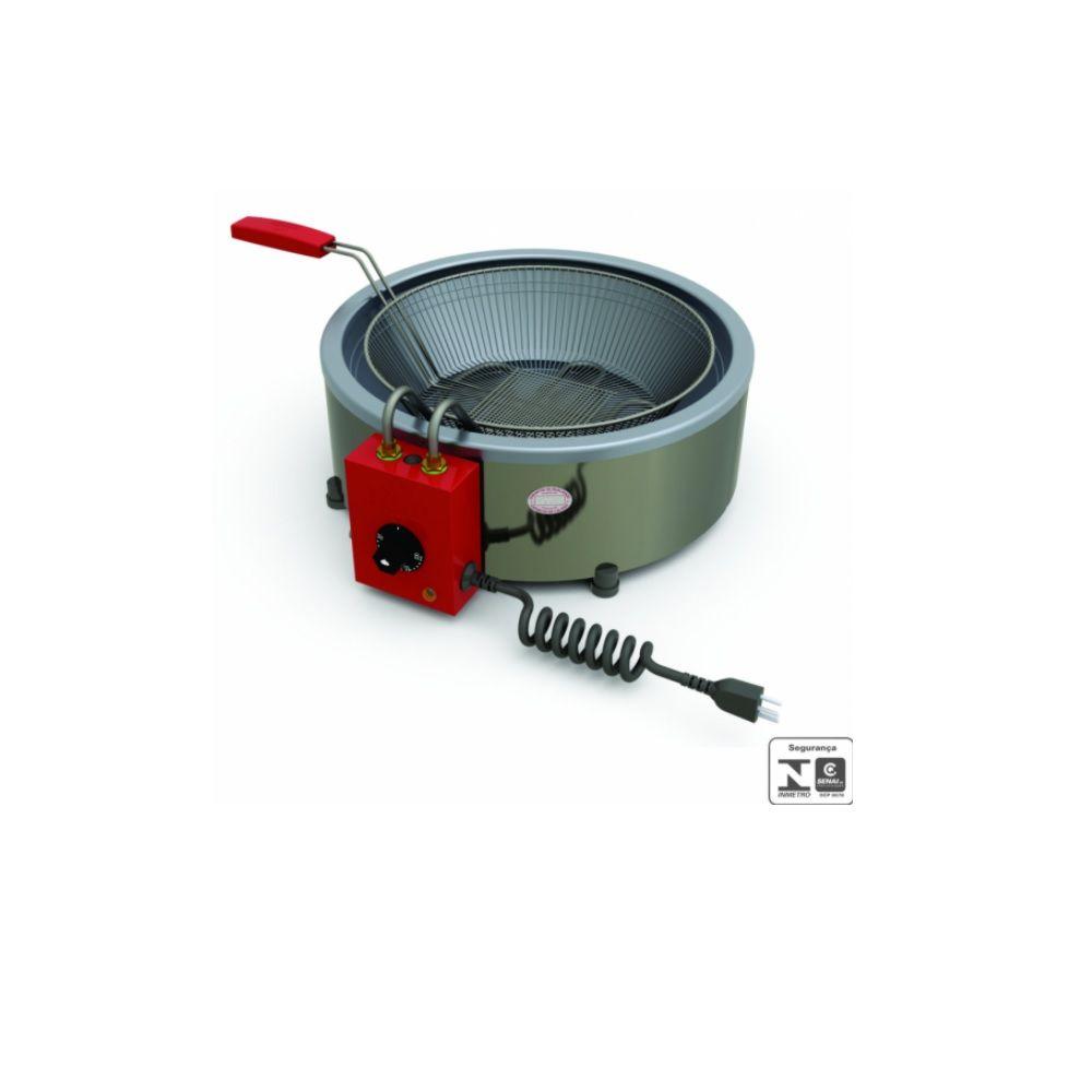 Tacho Fritura 7 litros com Cesto PR-70E 220v Progás