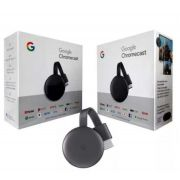 ADAPTADOR GOOGLE CHROMECAST 3 FULL HD HDMI WIFI