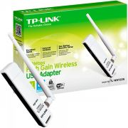 ADAPTADOR WIRELESS USB TP-LINK TL-WN722N 150MBPS