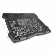Base para Notebook C3Tech com Cooler NBC-01BK Preto