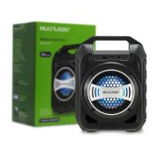 CAIXA DE SOM PORTATIL MULTILASER 5.1 30W RMS SP313 BLUETOOTH