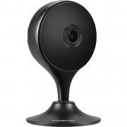 Câmera De Segurança Intelbras Im3 Wi-Fi Full HD 1080p Inteligente Interna Black