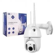 Câmera Ip Luatek Lkw-4220 Wireless Full Hd (1080p) Sem Fio