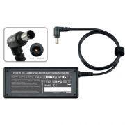 Fonte para Notebook Sony Vaio 19.5V 4.7A – Plug. 6.5×4.4mm (493)