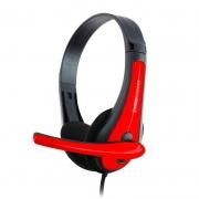 Headphone com microfone Kross Elegance  KE-HS050 P2 3.5MM