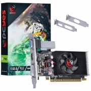PLACA DE VIDEO NVIDIA GEFORCE GT 710 2GB DDR3 64 BITS PA710GT6402D3LP