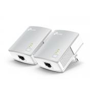 Repetidor Wi-Fi TP-Link AV600 Powerline TL-PA4010 KIT