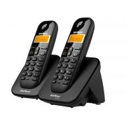 Telefone Sem Fio Ts3112 Preto Intelbras