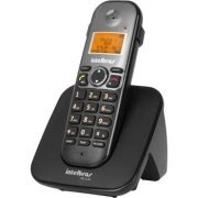 Telefone Sem Fio Intelbras Ts5120 Preto