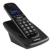 Telefone Sem Fio Ts 63 V Preto Intelbras