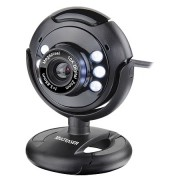 WEBCAM NIGHT VISION 16MP INTERPOLADO WC045 MULTILASER