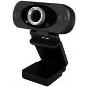 Webcam W88 H USB com Lente 3.6 mm 2MP - Preta 1080P
