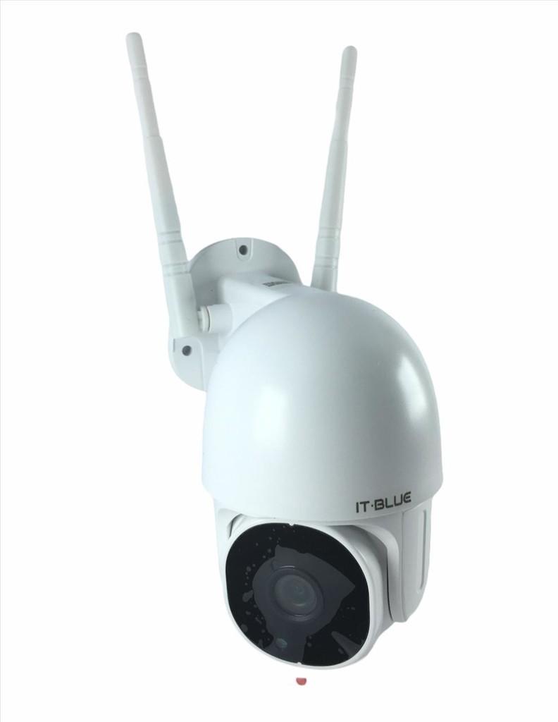 Câmera de Segurança IP Externa It-blue SC-B9 2 Antenas 1080P