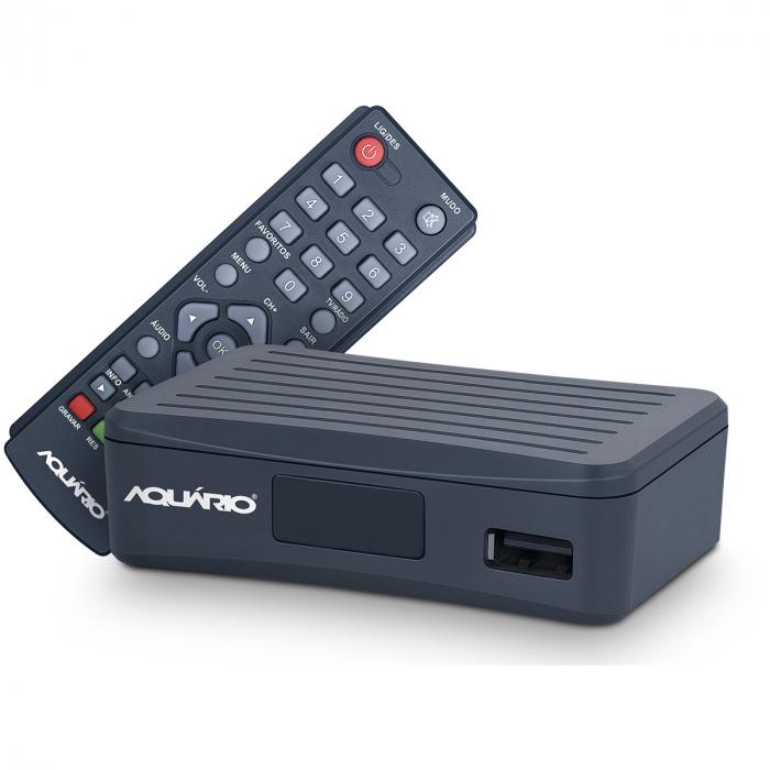 CONVERSOR DIGITAL AQUARIO TV DTV-4000S