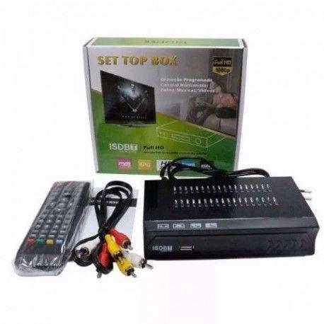 Conversor Digital Set Top Box M-6624