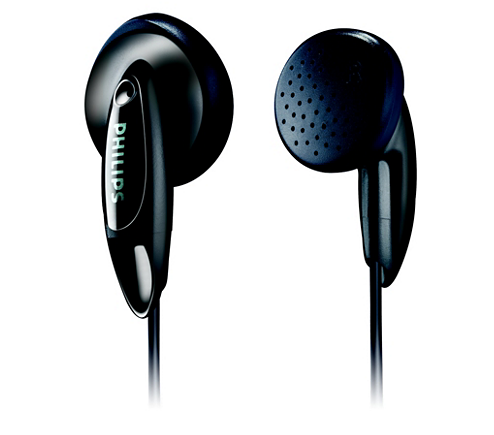 Fone de ouvido In-ear Philips SHE1350/00