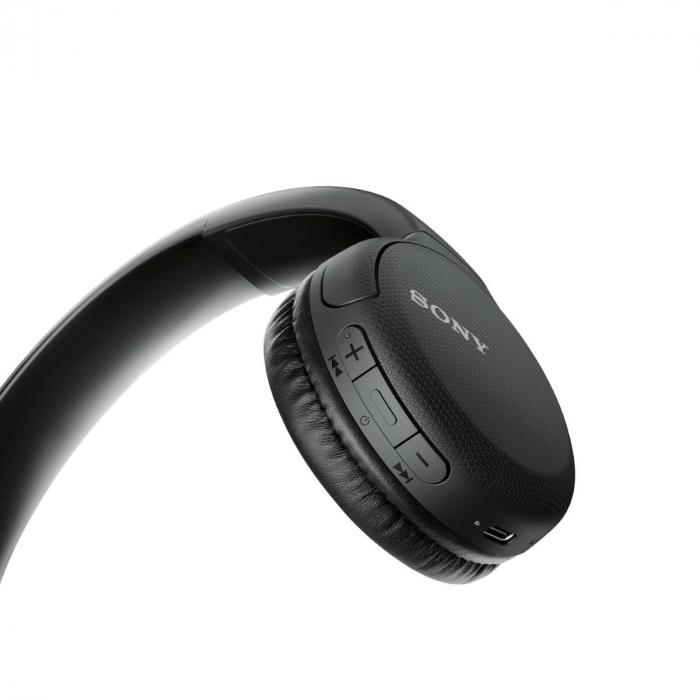 FONE HEADPHONE SONY BLUETOOTH WH CH510 PRETO