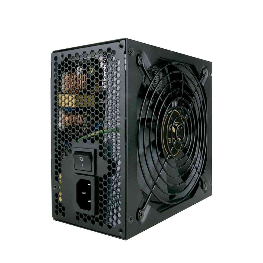 Fonte de Alimentação C3Tech ATX PS-G600B 80 Plus Bronze 600W