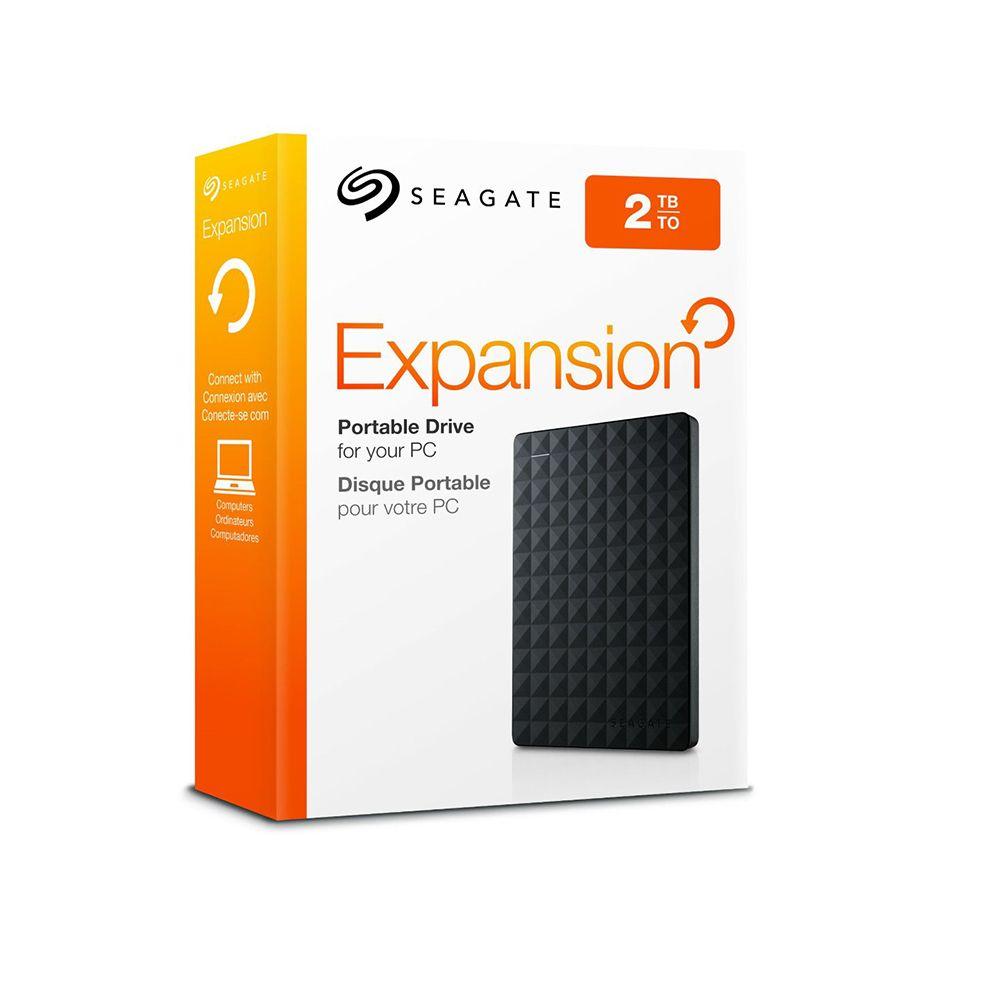 HD Externo 2TB 3.0 Expansion Seagate STEA2000400