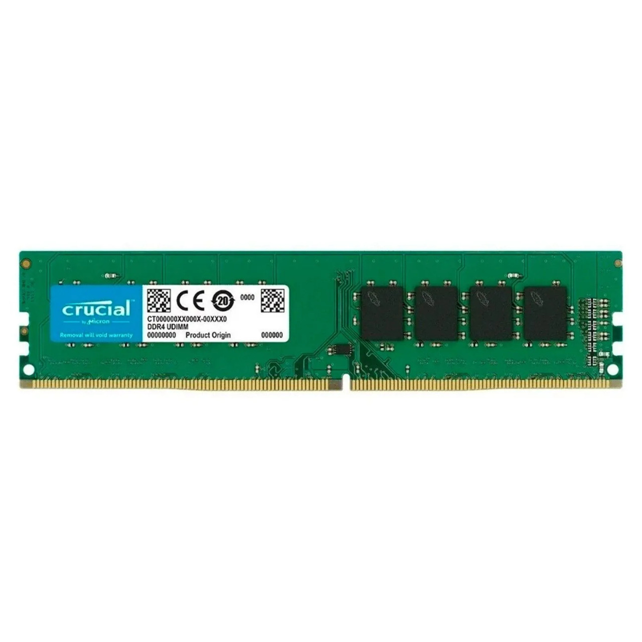 MEMORIA CRUCIAL 8GB DDR4 2666MHZ CB8GU2666