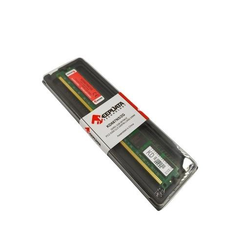 Memória Ram PC Keepdata DDR2 2Gb 667Mhz  Kd667N5/2G