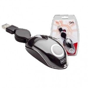 Mini Mouse Usb Retratil Mxt