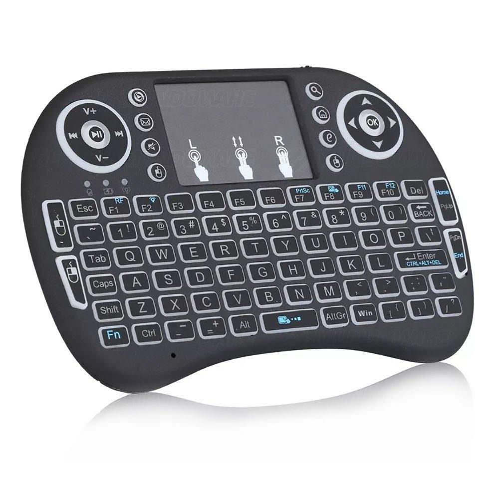 Mini Teclado Wireless Touch Pad