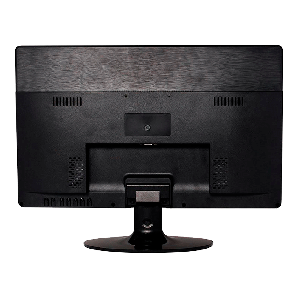 "Monitor PCTop LED 19"" Wide HD HDMI VGA MLP190HDMI - Bivolt"