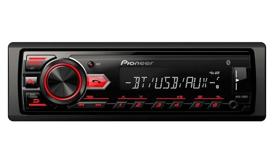 MP3 Player Automotivo Pioneer Mvh-98Ub