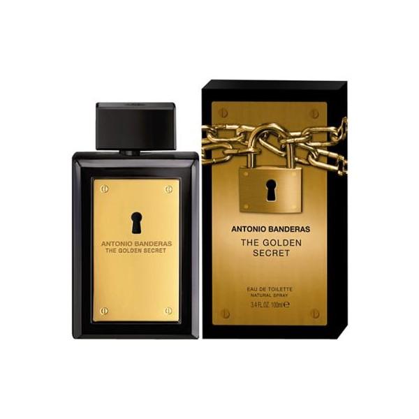 f7269a0b25 ... Perfume Antonio Banderas The Golden Secret 200ml - 93 Eletrônicos ...