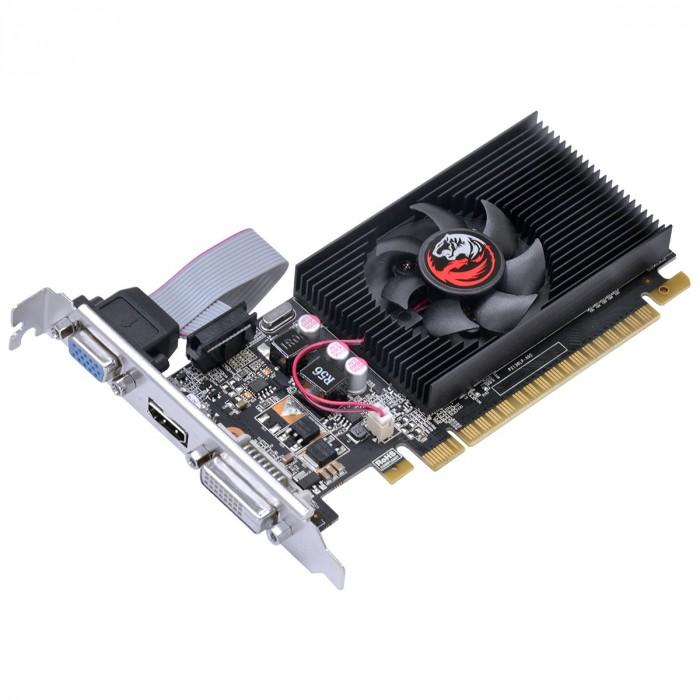 PLACA DE VIDEO NVIDIA GEFORCE GT 710 2GB DDR3 64 BITS PA710GT6402D3LP