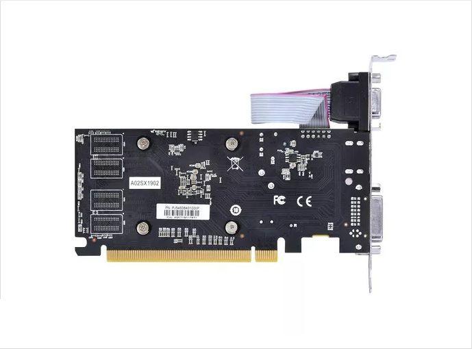 PLACA DE VIDEO PCYES HD RADEON 5450 1GB 64BIT DDR3 HDMI VGA
