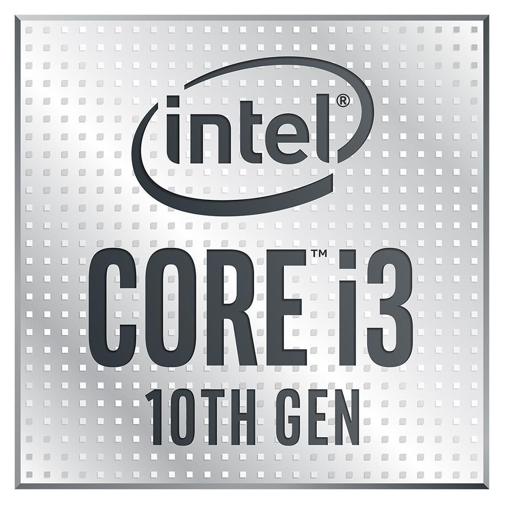 Processador Intel Core i3-10100F Cache 6MB 4.30 GHz LGA 1200
